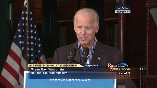 Joe Biden, From InText
