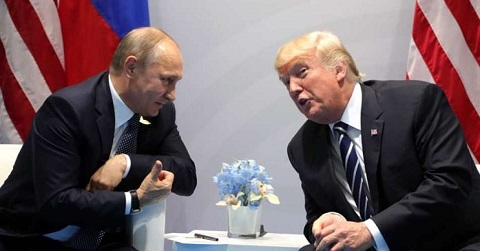President Trump spoke on the phone with Russian President Vladimir Putin The suppressed price of oil and Russia's role in facilitating that vis-à-vis its refusal to cut its oil production thereby triggering a price war with Saudi Arabia was the dominant , From InText
