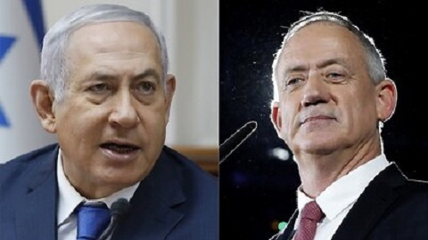 Netanyahu has maneuvered Gantz a former general into rubber-stamping the new arrangements, From InText