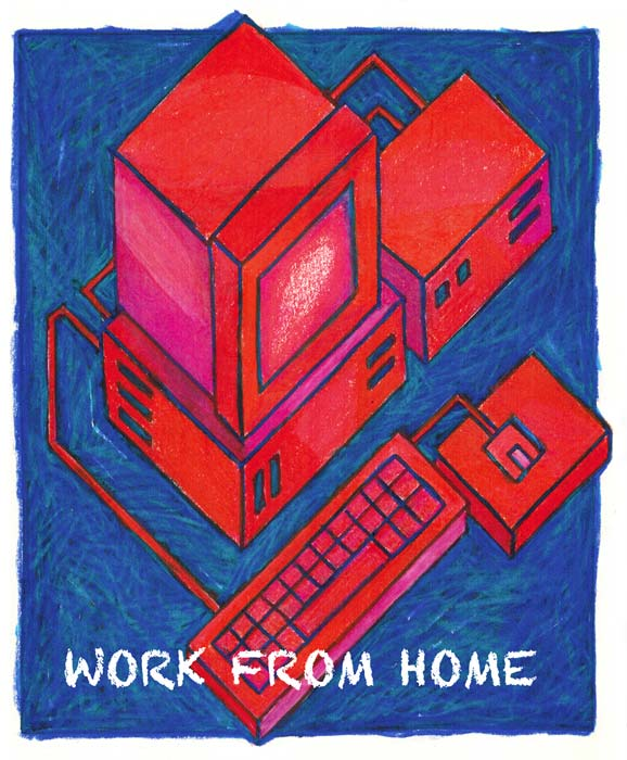 Work From Home, From InText