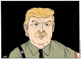 Trump as the (More-Selfish) Hitler