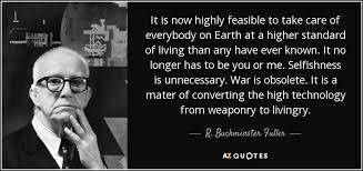 Buckminster Fuller, From InText
