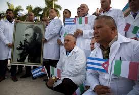 Cuban doctors, From InText