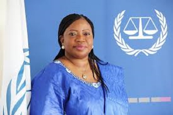 The ICC's chief prosecutor Fatou Bensouda is threatening to investigate two states the US and Israel whose actions have been particularly damaging to international law in the modern era, From InText