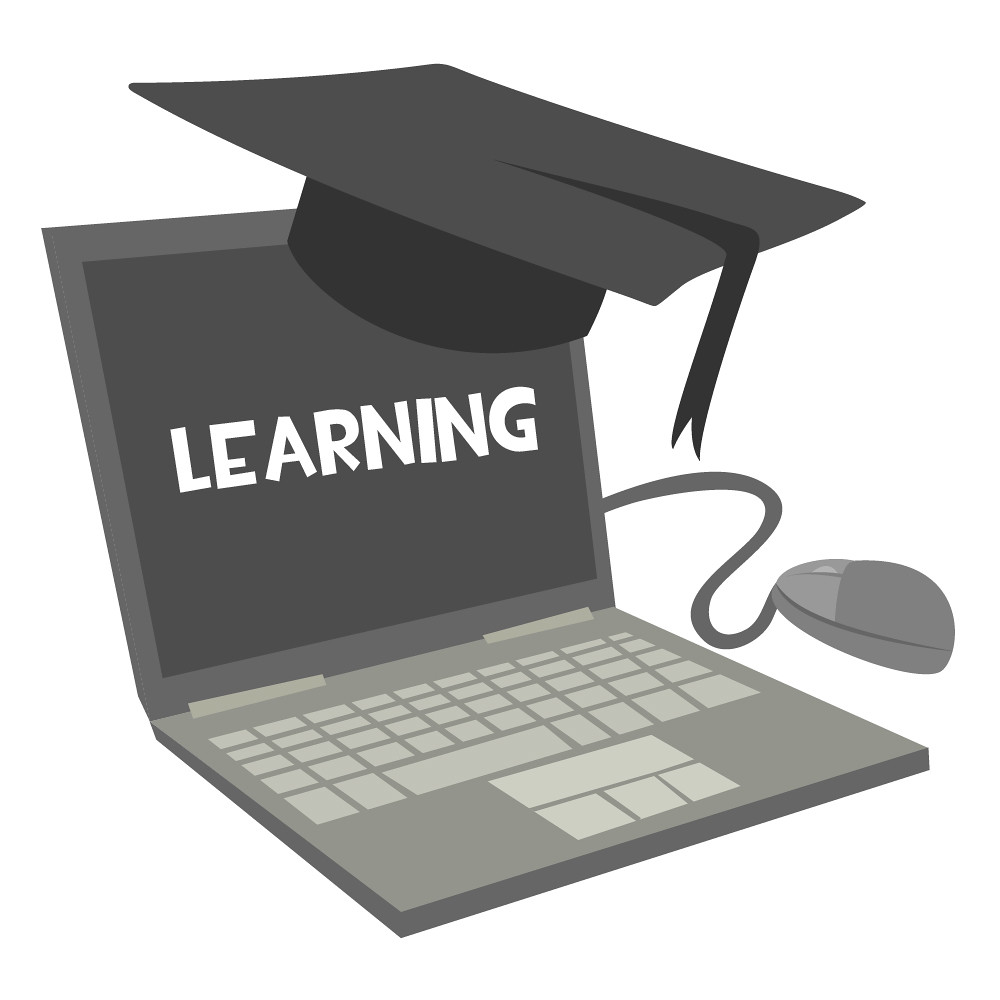 Online learning, From InText