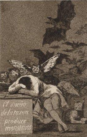 The Sleep of Reason, From InText