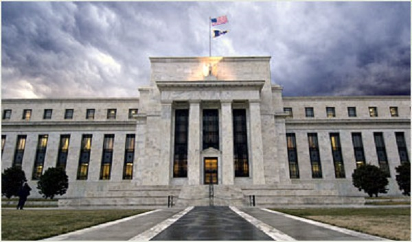 An unaccountable private banking cartel that has been delegated the power to control America's money supply, From InText
