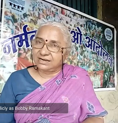 Medha Patkar launched the youth-led Towards A Better World campaign