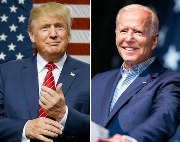 The story of the two candidates through revealing interviews with those who know them best
