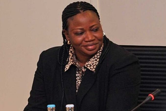 ICC Prosecutor Fatou Bensouda., From InText