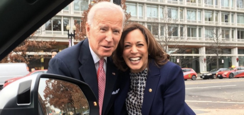 Biden Offers Nothing But More War, Austerity and White Supremacy