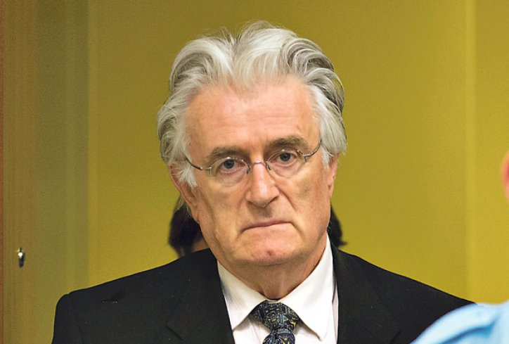 Dr Radovan Karadzic, From InText