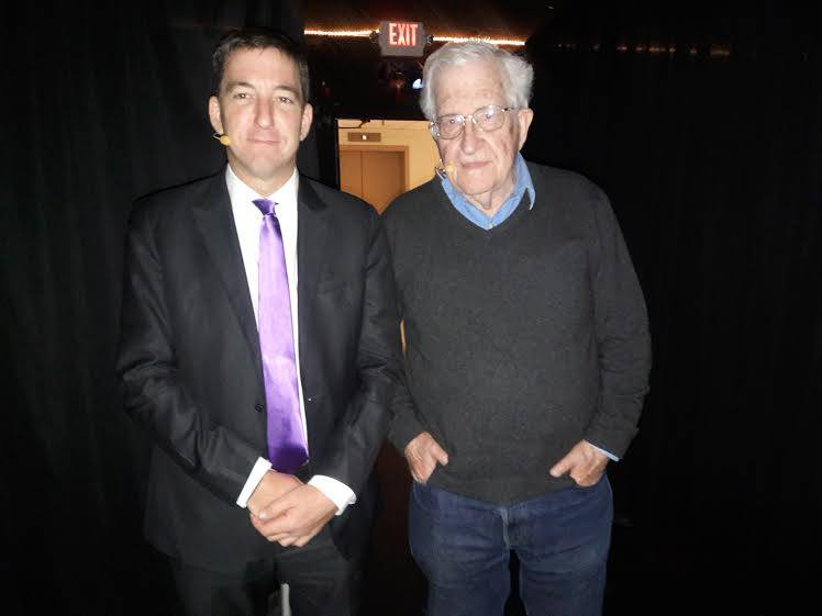 LOTE Antagonists Greenwald and Chomsky