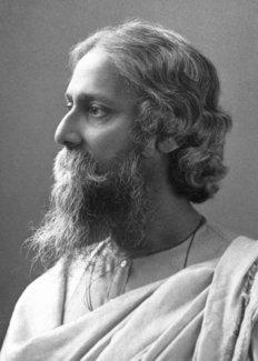 Rabindranath Tagore, From InText