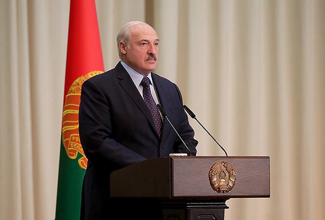President of the Republic of Belarus Alexander Lukashenko, From InText