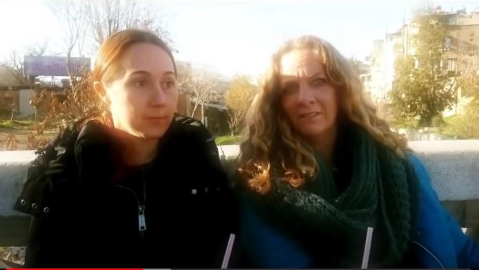 Eva Bartlett and Vanessa Beeley in Syria, From Uploaded