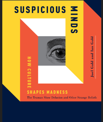 Book Cover Suspicious Minds