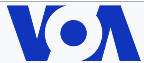Voice of America Logo, From Uploaded