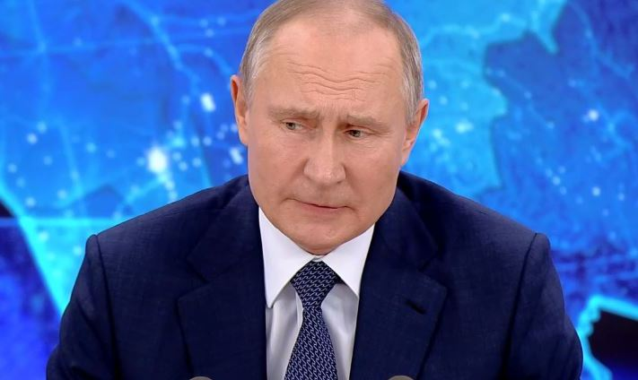 Has Putin lost his mojo?, From Uploaded