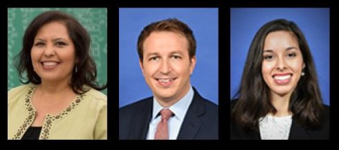 LAUSD Board Members Monica Garcia, Nick Melvoin, and Kelly Gonez, From Uploaded