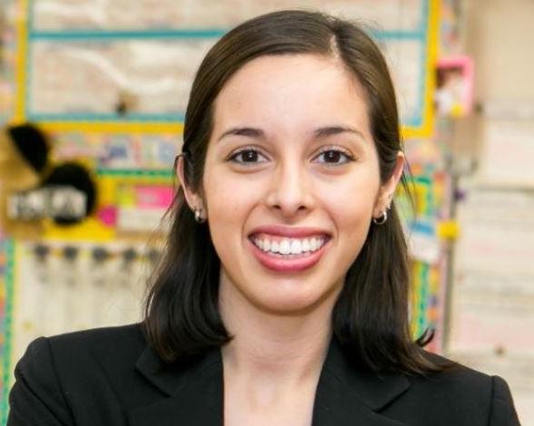Newly elected LAUSD School Board President Kelly Gonez, From Uploaded