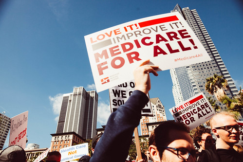 Medicare for All Rally, From Uploaded