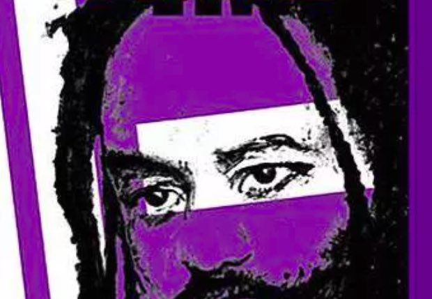 Mumia Abu-Jamal gets a new chance to try and appeal his conviction (drawing by Gary Lindorff), From Uploaded