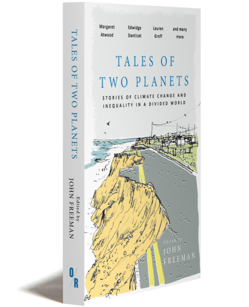 book cover Tales of Two Cities (OR Books, 2020)