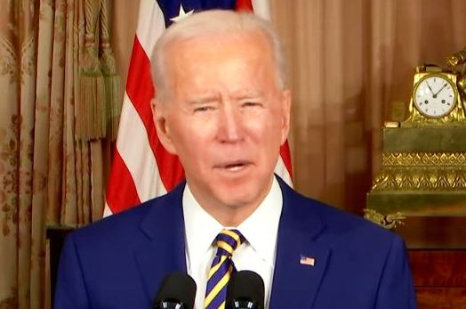 President Biden stands on principle., From Uploaded