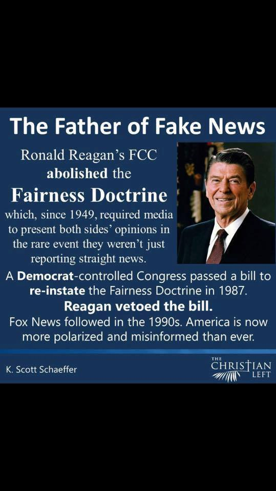 The Father of Fake News