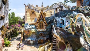 Crazy House in Dalat, Vietnam, From Uploaded