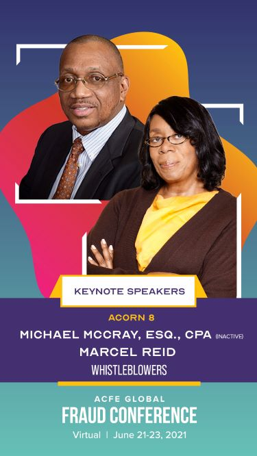 Michael McCray and Marcel Reid Keynote Speakers, From Uploaded