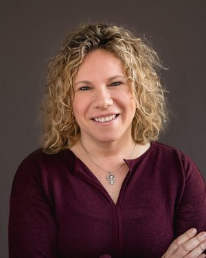 Emily Gold, Speak UP's Deputy Director