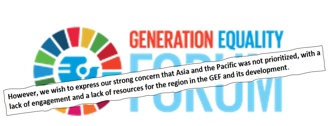 Will inclusion and accountability take centrestage at the Generation Equality Forum?, From Uploaded