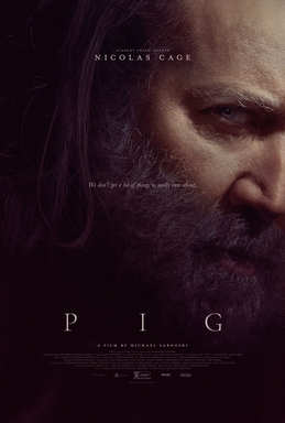 Poster from film PIg, From Uploaded
